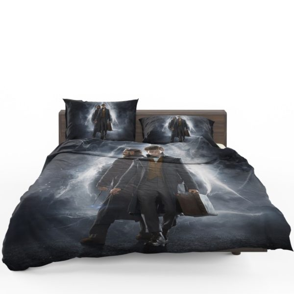 Fantastic Beasts The Crimes of Grindelwald Bedding Set1 2
