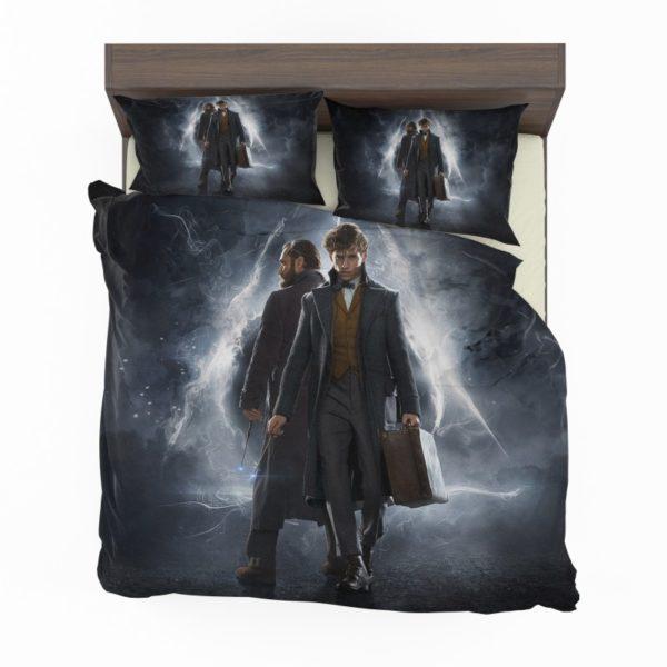 Fantastic Beasts The Crimes of Grindelwald Bedding Set2 2