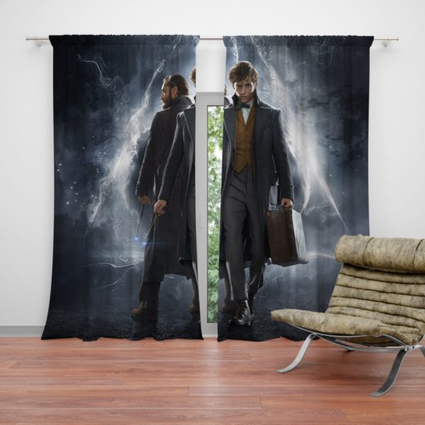 Fantastic Beasts The Crimes of Grindelwald Curtain