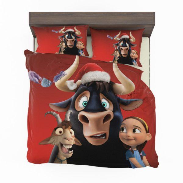 Ferdinand the Bull Movie Bedding Set2 2