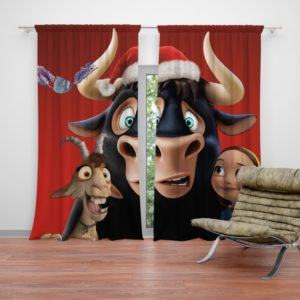 Ferdinand the Bull Movie Curtain