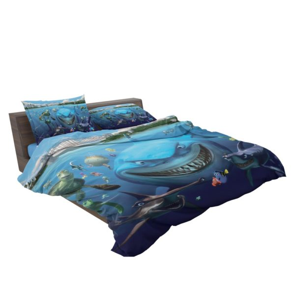 Finding Nemo Disney Movie Themed Bedding Set
