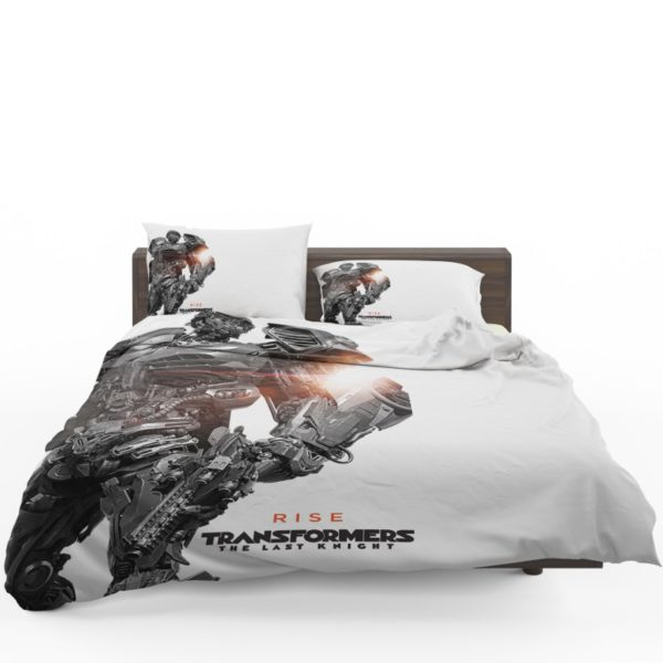 Hot Rod Transformers The Last Knight Bedding Set