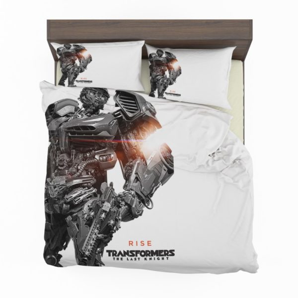 Hot Rod Transformers The Last Knight Bedding Set2