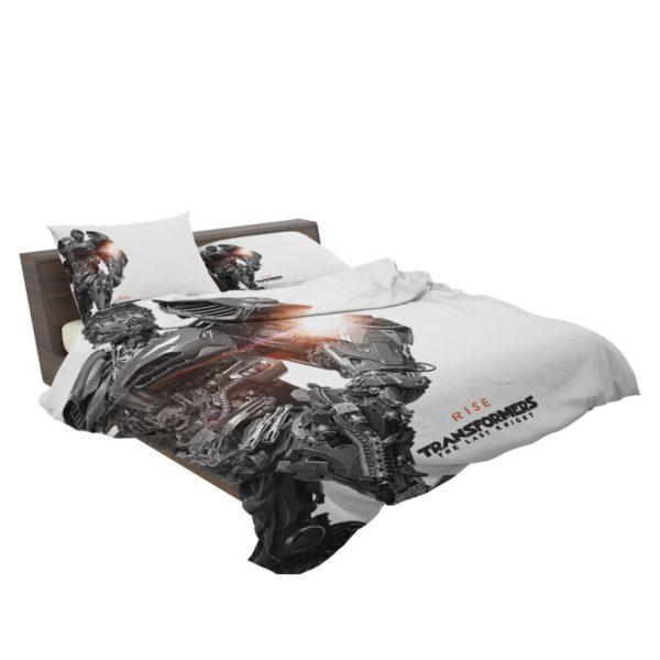 Hot Rod Transformers The Last Knight Bedding Set3