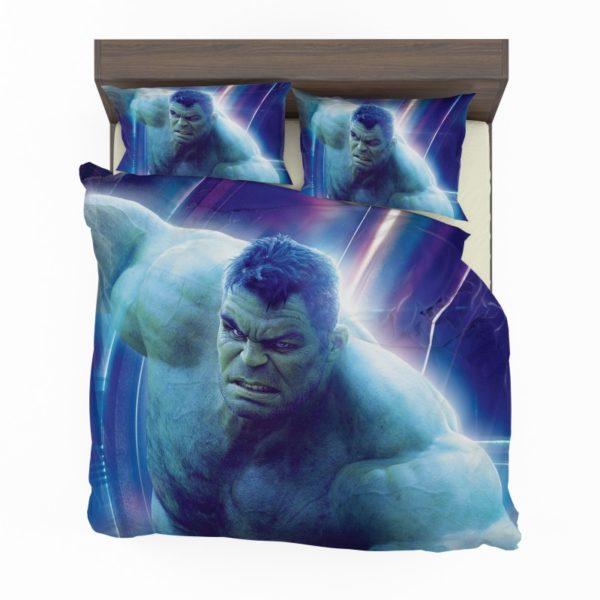 Hulk Avengers Infinity War Mark Ruffalo Bruce Banner Bedding Set2