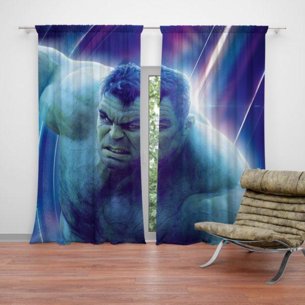 Hulk Avengers Infinity War Mark Ruffalo Bruce Banner Curtain