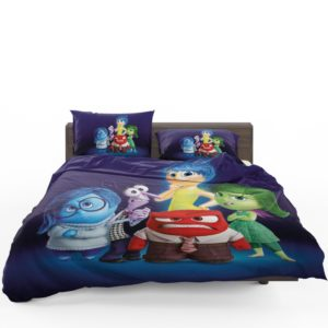 Inside Out Pixar Animation Movie Bedding Set