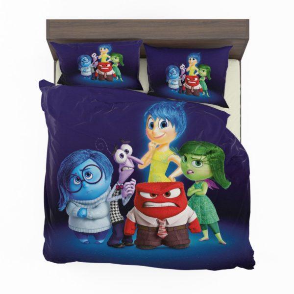 Inside Out Pixar Animation Movie Bedding Set2