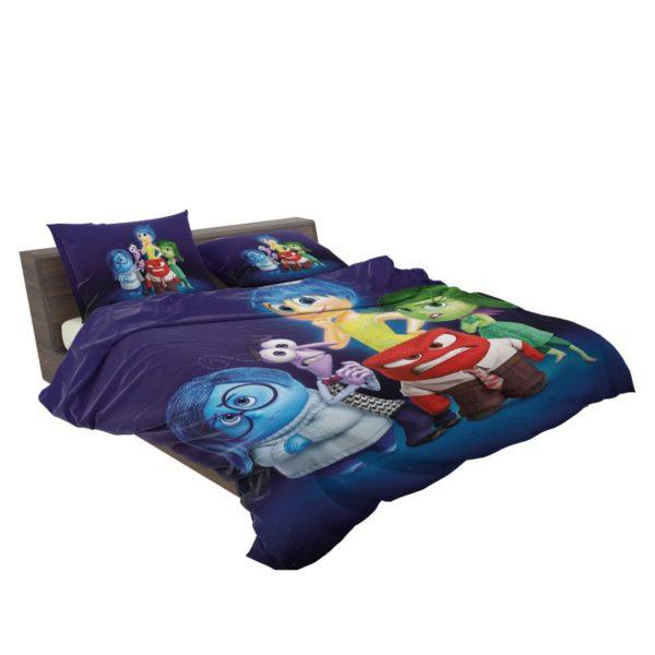 Inside Out Pixar Animation Movie Bedding Set3