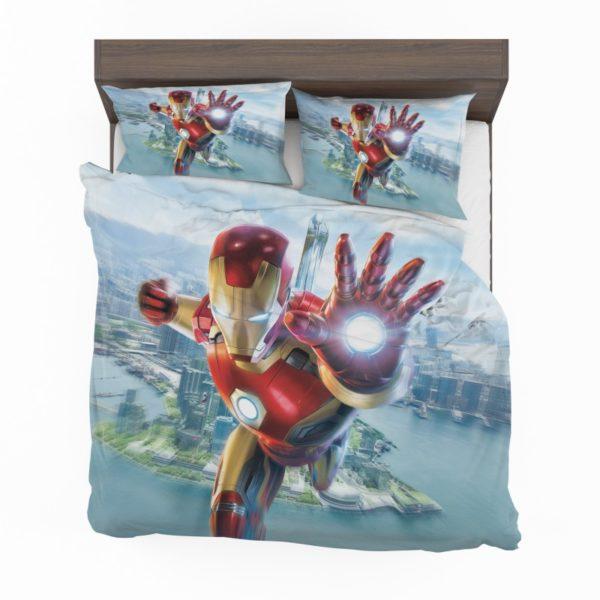 Iron Man Experience Hong Kong Disneyland Bedding Set2