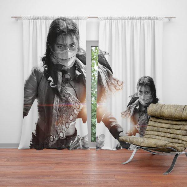 Isabela Moner Izabella Transformers the Last Knight Curtain