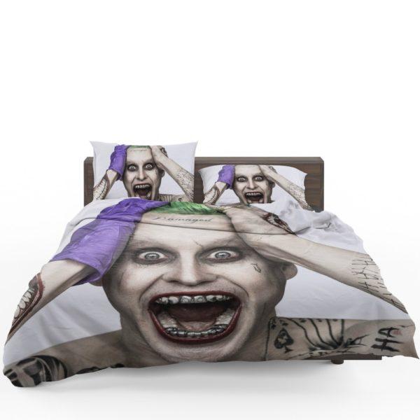 Joker Suicide Squad Movie Bedding Set 1