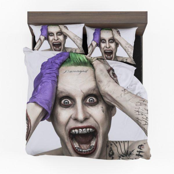 Joker Suicide Squad Movie Bedding Set