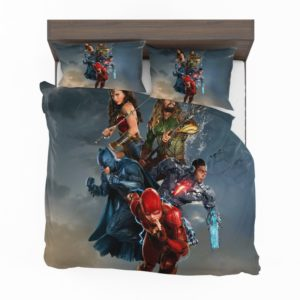 Justice League Movie Teen Bedroom Bedding Set2 300x300 - Shop By Movie