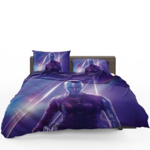 Karen Gillan Nebula Avengers Bedding Set