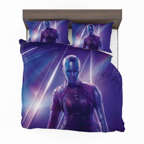 Karen Gillan Nebula Avengers Bedding Set2