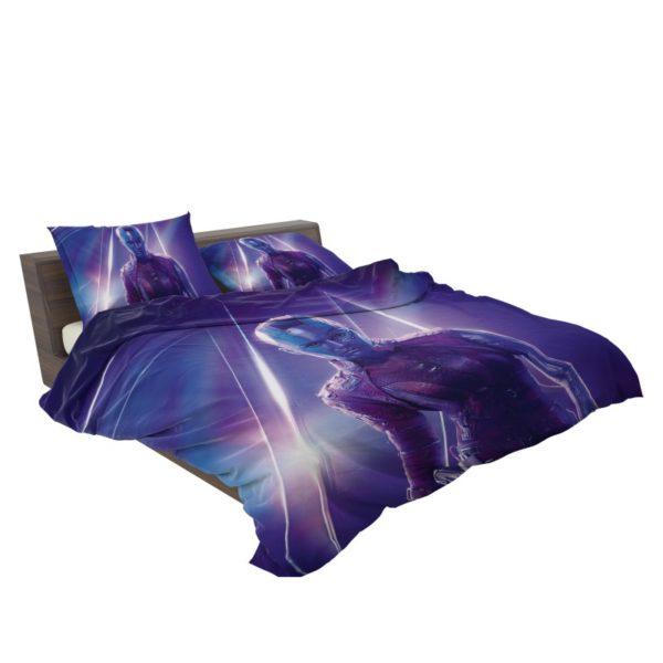 Karen Gillan Nebula Avengers Bedding Set3