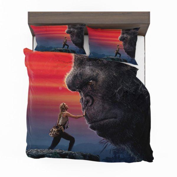 Kong Skull Island Brie Larson Bedding Set2