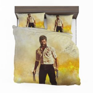 Logan Hugh Jackman Bedding Set2 300x300 - Shop By Movie