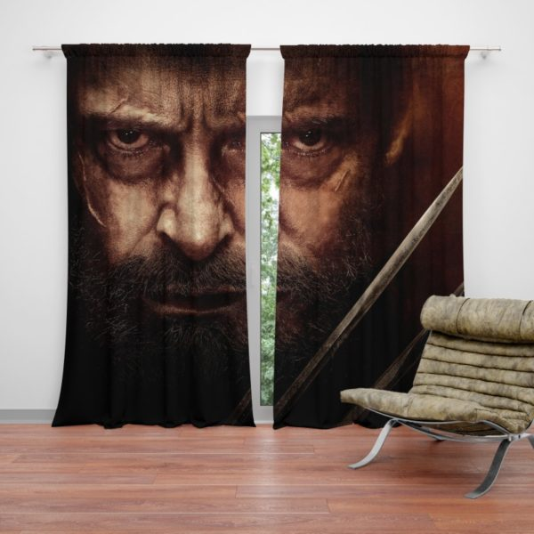 Logan Paul X Men Curtain