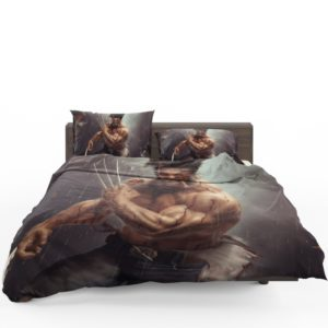 Logan Wolwerine Bedding Set