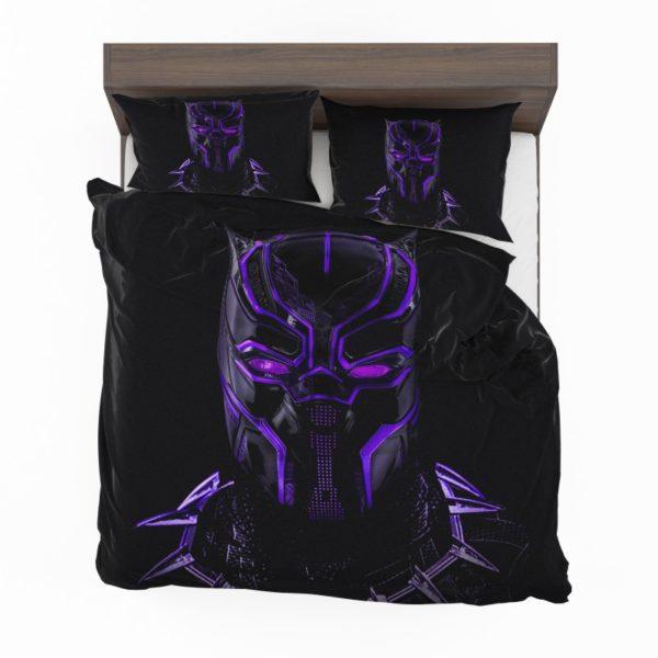 Marvel Black Panther Movie Bedroom Bedding Set2