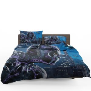 Marvel Black Panther Movie Comforter Set