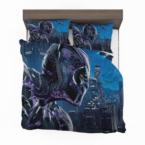 Marvel Black Panther Movie Comforter Set2