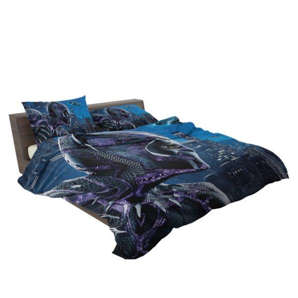 Marvel Black Panther Movie Comforter Set3