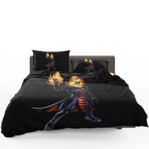 Marvel Comics Ghost Rider Bedding Set
