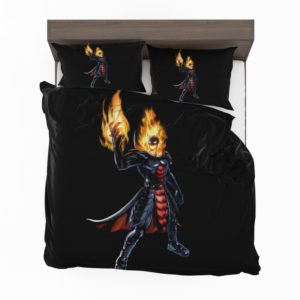 Marvel Comics Ghost Rider Bedding Set2 300x300 - Shop By Movie