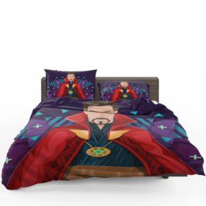 Marvel Super Hero Doctor Strange Movie Bedding Set