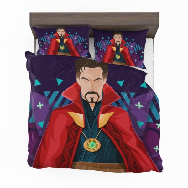 Marvel Super Hero Doctor Strange Movie Bedding Set2