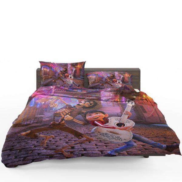 Miguel Rivera Hector Coco Disney Pixar Bedding Set