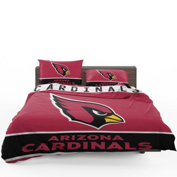 NFL Arizona Cardinals Bedding Comforter Set 4 (1)