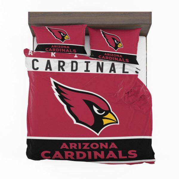 NFL Arizona Cardinals Bedding Comforter Set 4 (2)