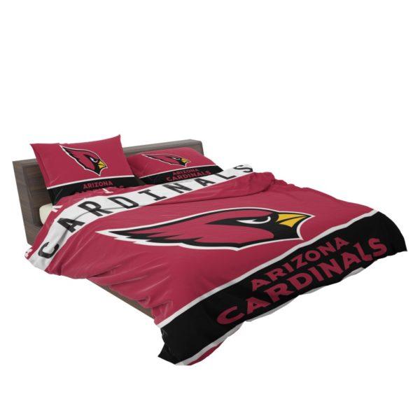 NFL Arizona Cardinals Bedding Comforter Set 4 (3)