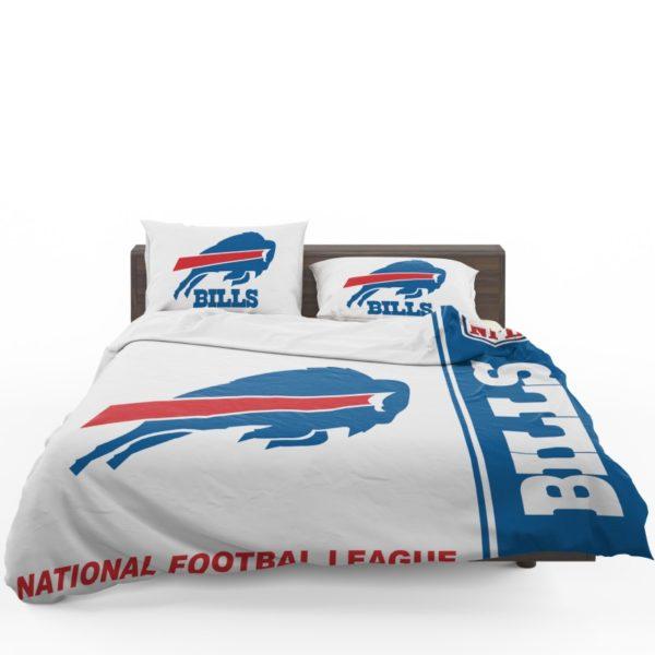 NFL Buffalo Bills Bedding Comforter Set 4 (1)