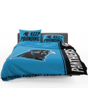 NFL Carolina Panthers Bedding Comforter Set 4 (1)