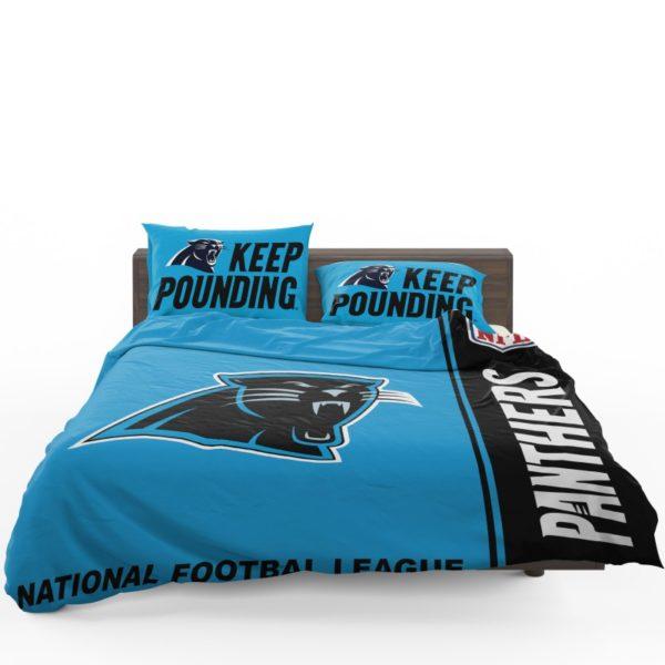 NFL Carolina Panthers Bedding Comforter Set 4 (1)