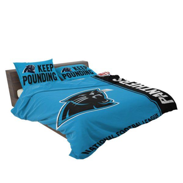 NFL Carolina Panthers Bedding Comforter Set 4 (3)