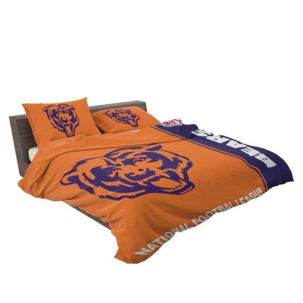 NFL Chicago Bears Bedding Comforter Set 4 (3)