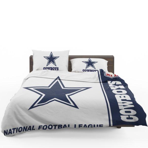 NFL Dallas Cowboys Bedding Comforter Set 4 (1)