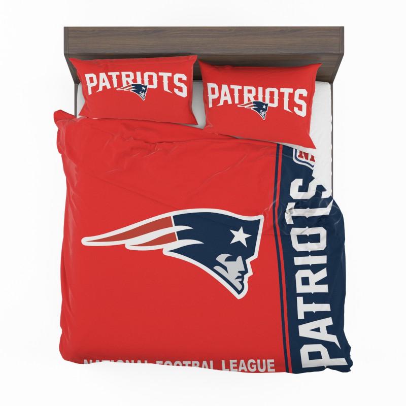 Buy Nfl New England Patriots Bedding Comforter Set Up To