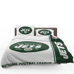 NFL New York Jets Bedding Comforter Set