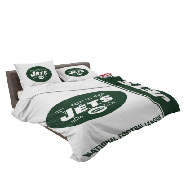 NFL New York Jets Bedding Comforter Set 4 3