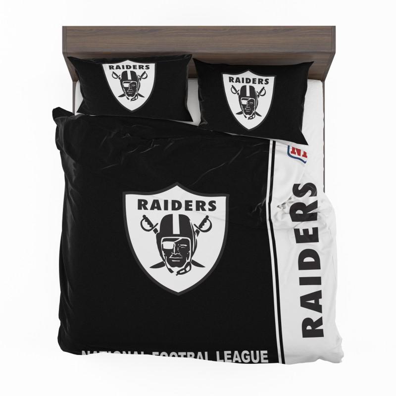 Nfl Oakland Raiders Bedding, Oakland Raiders King Bedding