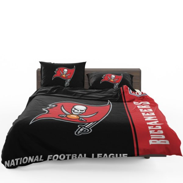 NFL Tampa Bay Buccaneers Bedding Comforter Set