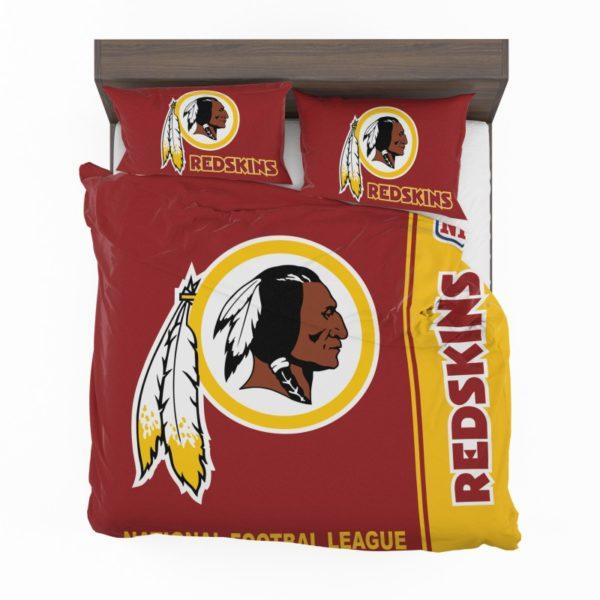 NFL Washington Redskins Bedding Comforter Set 4 2 600x600 - NFL Washington Redskins Bedding Comforter Set